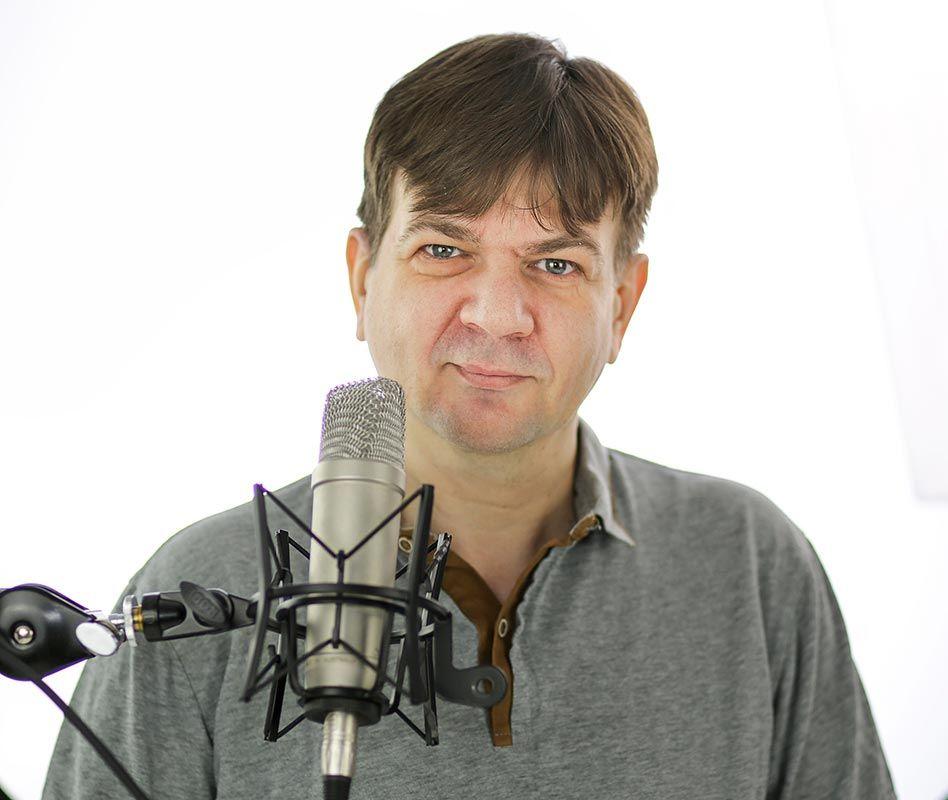 Róbert Hartmann, mistr zvuku